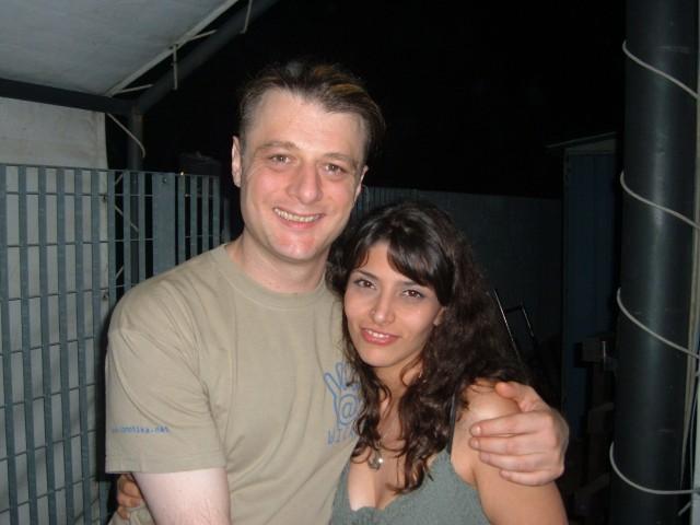 DJ VORTEX & FEDERICA ELMI